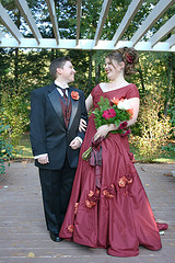 Wedding Suits & Dresses