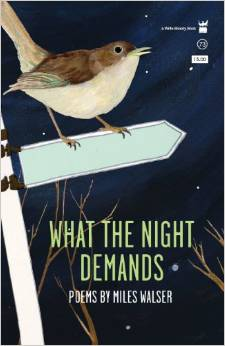 Book cover of What the Night Demands